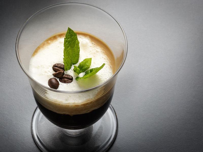Sardinian Irish Coffee