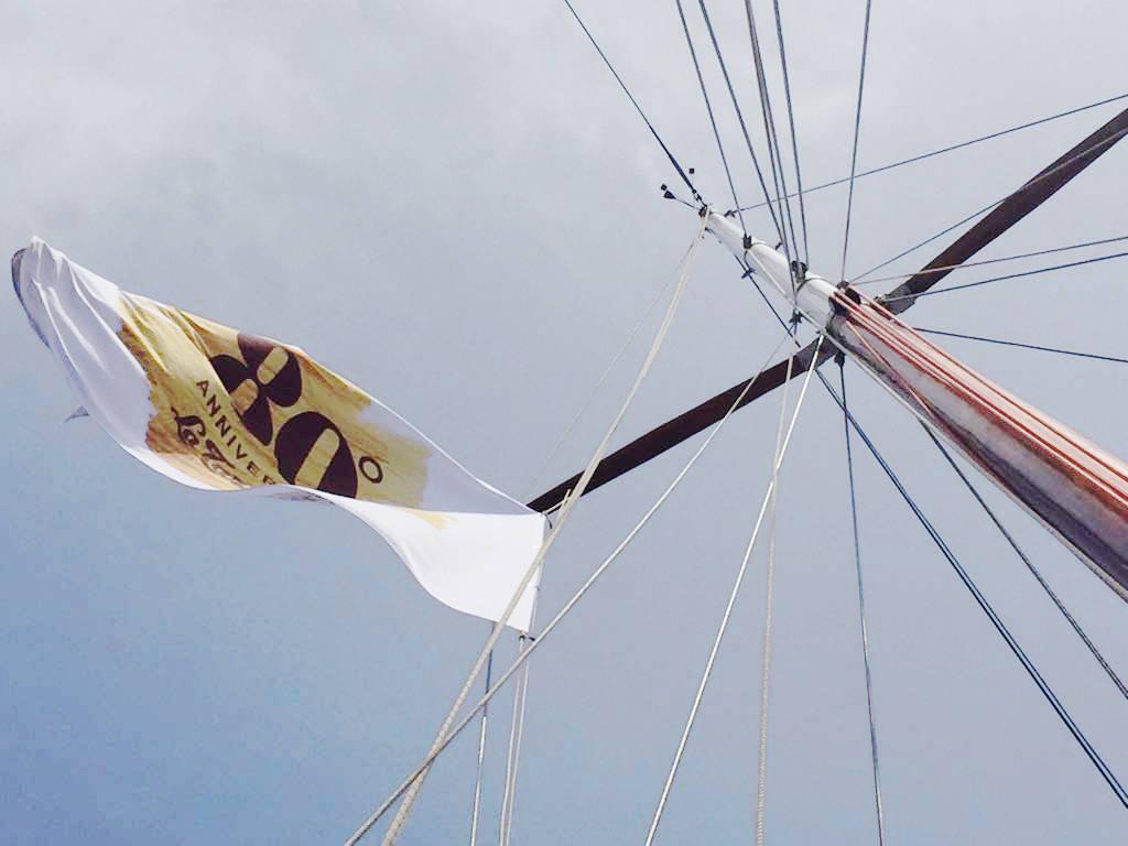 1-La Tazza d'oro 80 anni bandiera
