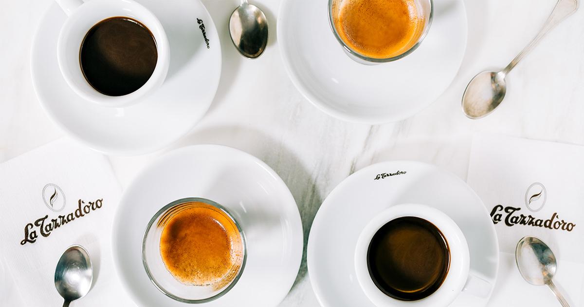 Caffè con la Moka o Caffè Espresso? Le differenze