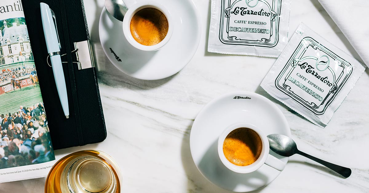 Caffè Shakerato by La Tazza d'oro